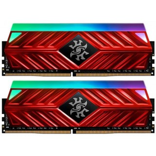 16GB (Kit of 2*8GB) DDR4-3600 ADATA XPG Spectrix D41 Red CL18