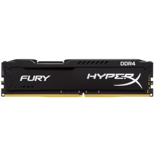 4GB DDR4-2666  Kingston HyperX® FURY DDR4, CL15