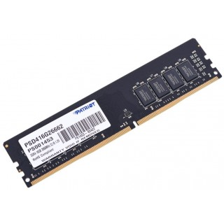 16GB DDR4-2666 Patriot Signature Line PSD416G26662 CL19