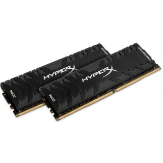 16GB (Kit of 2*8GB) DDR4-3600  Kingston HyperX® Predator CL17