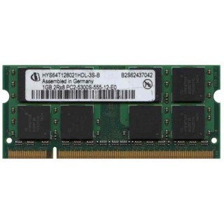 1GB DDR2 Qimonda PC2-5300 DDR2-667