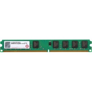 2GB DDR2-800  Transcend JetRam, PC6400, CL6