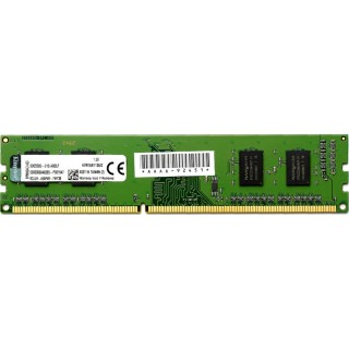 2GB DDR3-1600  Kingston ValueRam, PC12800, CL11