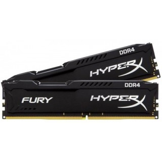 32GB (Kit of 2*16GB) DDR4-3466  Kingston HyperX® FURY CL19