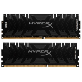 32GB (Kit of 2*16GB) DDR4-3000 Kingston HyperX® Predator DDR4 (Dual Channel Kit) CL15