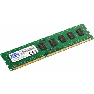 8GB DDR3-1600  GOODRAM, CL11, 1.35V