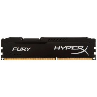 8GB DDR3-1600 Kingston HyperX® FURY CL10