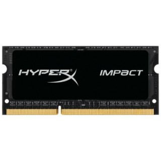 8GB DDR3L-1866 SODIMM  Kingston HyperX® Impact CL11