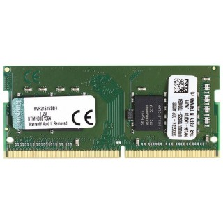 4GB DDR4-2400 SODIMM  Kingston ValueRam, PC19200, CL17