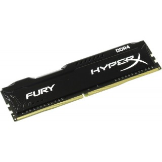 4GB DDR4-2400  Kingston HyperX® FURY  CL15