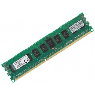 8GB DDR3-1600 Kingston UDIMM Reg. ECC CL11