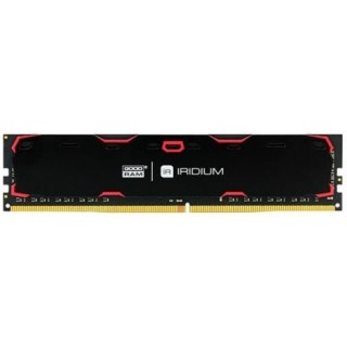 8GB DDR4-2400 GOODRAM Iridium Black CL15