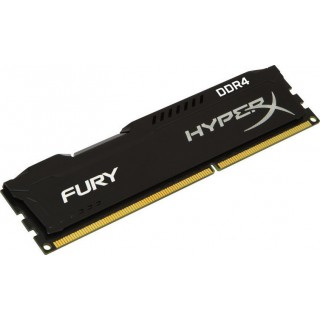 8GB DDR4-2400  Kingston HyperX® FURY CL15