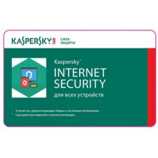 Kaspersky Internet Security Multi-Device - 1 devices