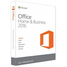 Office Home and Business 2016 32/64 English CEE OnIy DVD P2