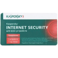 Renewal - Kaspersky Internet Security Multi-Device - 5 devices