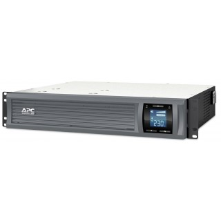 APC Smart-UPS Rack Mounting 2U SMC3000R2I-RS