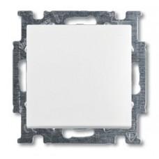 Механизм Выключателя 1-клавишный белый  BASIC55