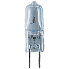 Лампа  галлагеновая  10W/12.V  /SKY/G4 d 9mm  4000h