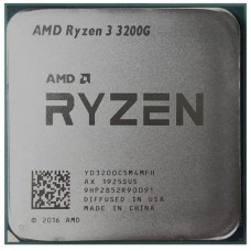 AMD Ryzen 3 PRO 3200G, Socket AM4, tray