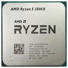 AMD Ryzen 5 3500X, Socket AM4, Tray