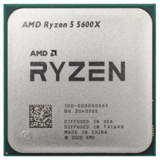 AMD Ryzen 5 5600X, Socket AM4, Tray