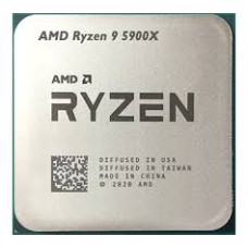 AMD Ryzen 9 5900X, Socket AM4, Tray