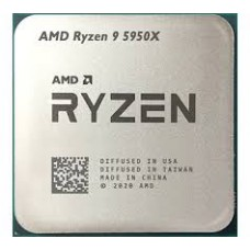 AMD Ryzen 9 5950X, Socket AM4, Tray